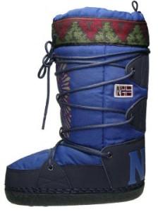 Snowboot Napapijri Alice blauw